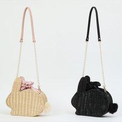 Honey Salon Rabbit Shoulder Bag