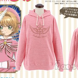 Cardcaptor Sakura: Clear Card Pullover Hoodie