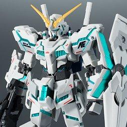 Robot Spirits Gundam UC Unicorn Gundam Final Battle Ver. Marking Plus