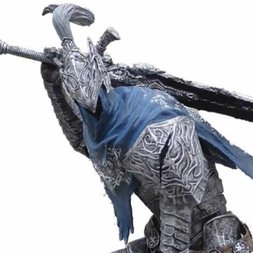 Dark Souls DXF Sculpt Collection Vol. 2: Artorias the Abysswalker