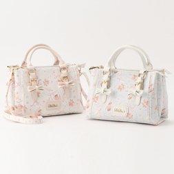 LIZ LISA Poodle Pattern Tote Bag