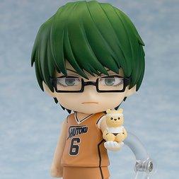 Nendoroid Kuroko's Basketball Shintaro Midorima