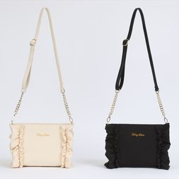 Honey Salon Frill Mini Shoulder Bag