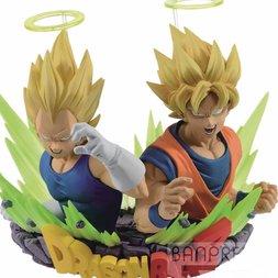 Dragon Ball Z Com: Figuration Gogeta Vol. 2: Son Goku & Vegeta