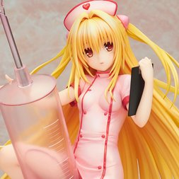 To Love-Ru Darkness Golden Darkness Nurse Ver. 1/7th Scale Figure