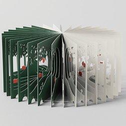 Snow White 360° Book