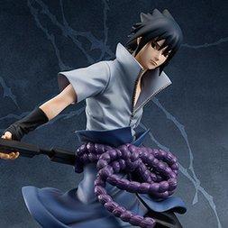 G.E.M. Series Naruto Sasuke Uchiha (Re-run)