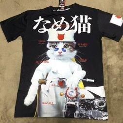 ACDC RAG Name Neko Socho T-Shirt Dress