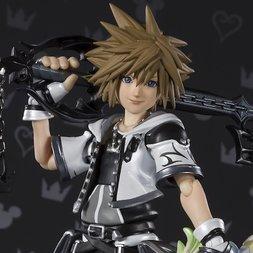 S.H.Figuarts Kingdom Hearts II Sora Final Form