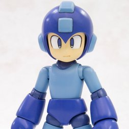 Mega Man Plastic Model Kit (Re-run)