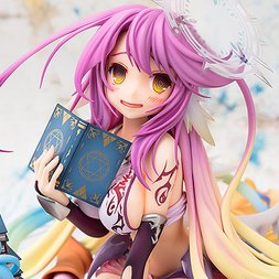 No Game No Life Jibril 1/7 Scale Figure (Re-run)