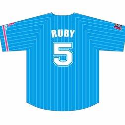 Love Live! Sunshine!! Aqours Ruby Kurosawa Baseball Uniform (Re-run)