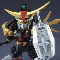 SD BB Sangokuden BB404 LegendBB Musha Gundam MK-III