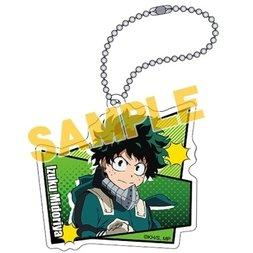My Hero Academia Izuku Midoriya Charaby Acrylic Keychain Charm