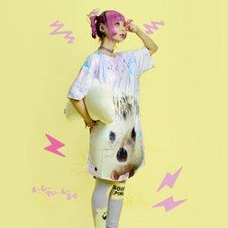 ACDC RAG Hedgehog T-Shirt Dress