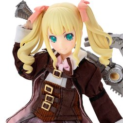 Assault Lily Side Story No. 038: Yuko Clala Narumi 1/12 Scale Doll
