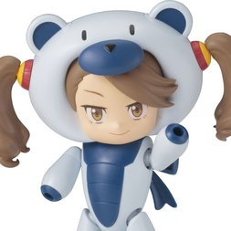 HGPG 1/144 Gundam Build Fighters Try Chara'Gguy Gyanko