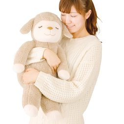 Maple the Sheep Large Hug Pillow