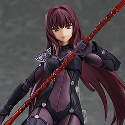 figma Fate/Grand Order Lancer/Scáthach