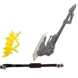 M.S.G. Weapon Unit 05: Live Axe