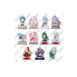 Re:Zero -Starting Life in Another World- Acrylic Stand Figure Box Set