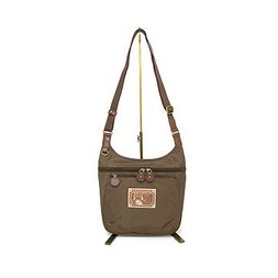 Wachifield Dayan the Cat Multifunctional Brown Shoulder Bag