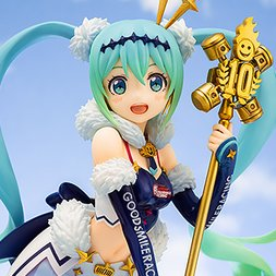 Racing Miku 2018: Challenging to the Top 1/7 Scale Figure