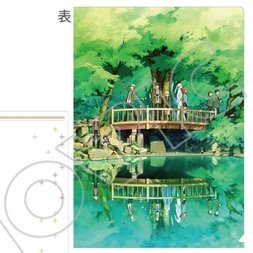 Tada-kun wa Koi wo Shinai Key Visual Clear File