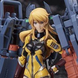 Armor Girls Project Space Battleship Yamato 2202 Yamato Armor x Yuki Mori