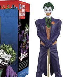 DC Super Hero Collection: The Joker w/ Collector's Magazine
