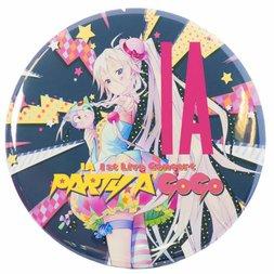 IA Party a Go-Go Big Tin Badge