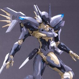 Anubis Zone of the Enders Jehuty (Re-run)