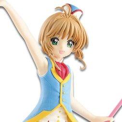 EXQ Figure Cardcaptor Sakura: Clear Card Sakura Kinomoto