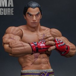 Storm Collectibles Tekken Kazuya Mishima 1/12 Scale Action Figure