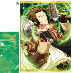 IDOLiSH 7 x Tales of Link Yamato Clear File