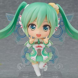 Goodsmile Racing Personal Sponsorship 2017 Nendoroid Course (8,000 JPY Level) w/ Nendoroid Racing Miku 2017 Ver.