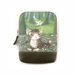 Wachifield Dayan the Cat Mori no Sasayaki Art Pouch
