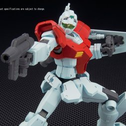 HGBF 1/144 Gundam Build Fighters GM/GM