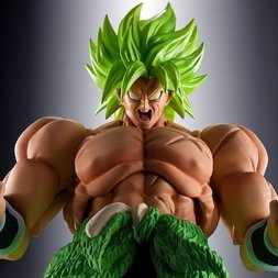 S.H.Figuarts Dragon Ball Super: Broly Super Saiyan Broly Full Power