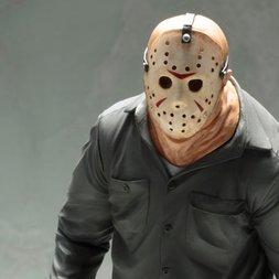 ArtFX Marvel Friday the 13th Part III Jason Voorhees