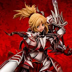 Fate/Apocrypha Saber of Red (Mordred) 1/8 Scale Figure