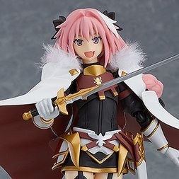 figma Fate/Apocrypha Rider of Black