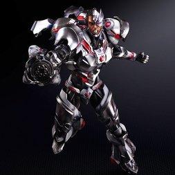 Variant Play Arts Kai DC Comics Cyborg