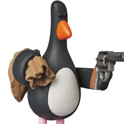 Ultra Detail Figure Aardman Animations #1: Feathers McGraw