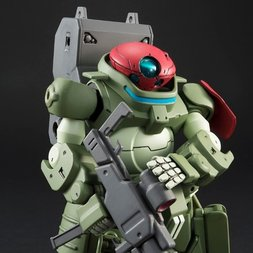 HGBD 1/144 Gundam Build Divers Grimoire Red Beret