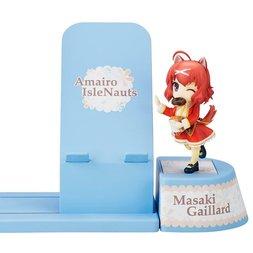 Choco Sta Amairo IsleNauts Masaki Gaillard Figure w/ Smartphone Stand
