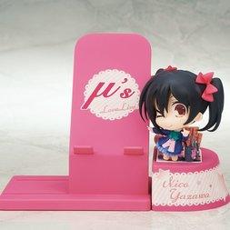 Choco Sta Love Live! Nico Yazawa Figure & Smartphone Stand