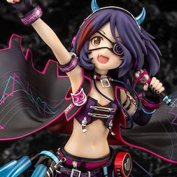 The Idolm@ster Cinderella Girls Mirei Hayasaka Makeup Impact Ver. 1/7 Scale Figure