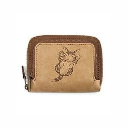 Wachifield Dayan the Cat Paws Folding Wallet