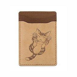 Wachifield Dayan the Cat Paws Slim Wallet